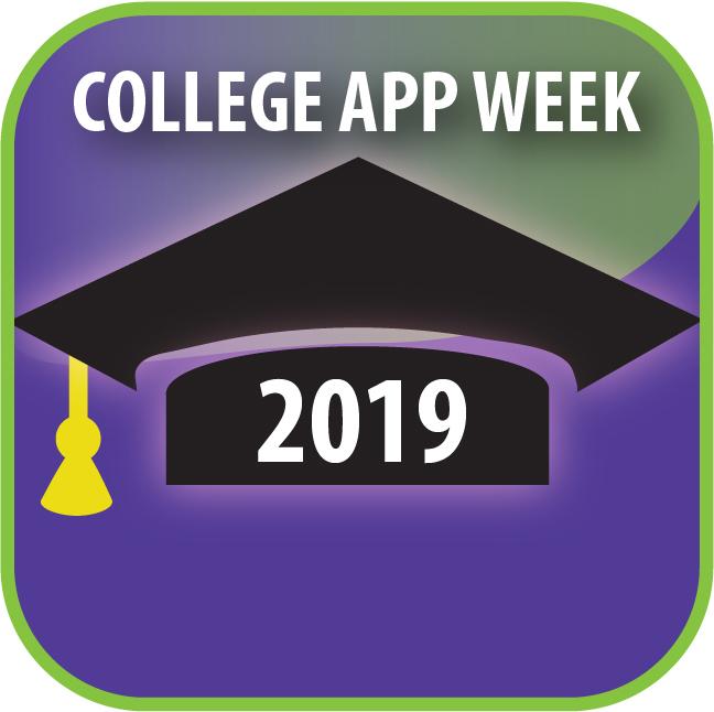 College App Week 2018 logo.